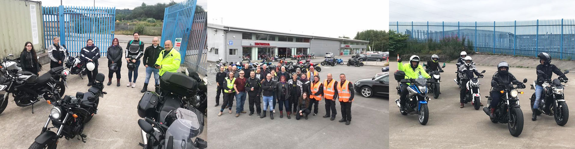 Charity Ride Out Raises Funds for Elizabeth Dee Banner