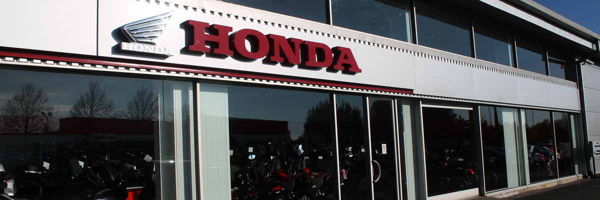 North West Honda Wigan Image 1