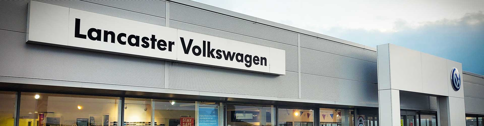 Lancaster VW Dealership Image 1