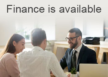 Finance is available