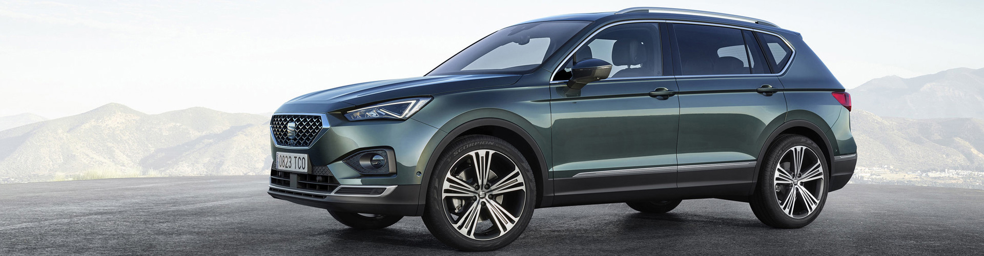 The New SEAT Tarraco is here Banner