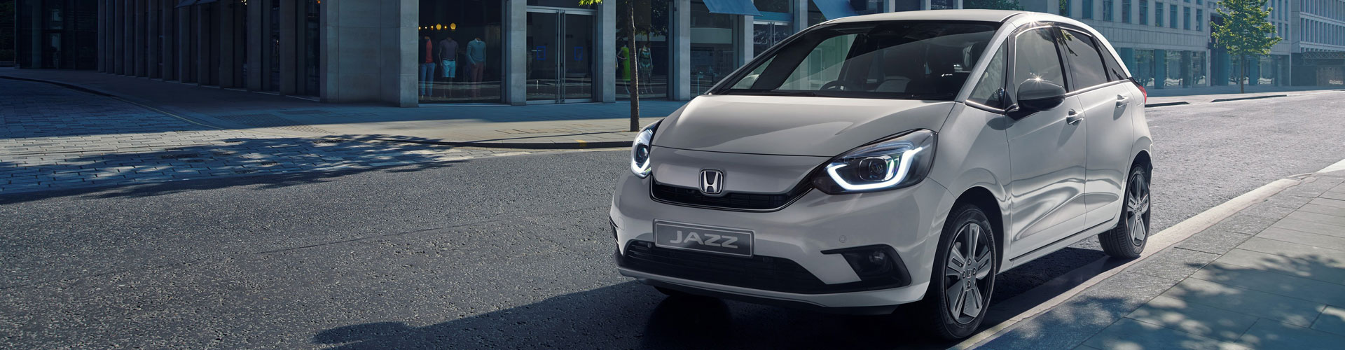 All new Jazz leads electrification charge for Honda Banner
