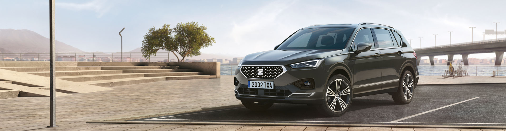 SEAT Tarraco Banner