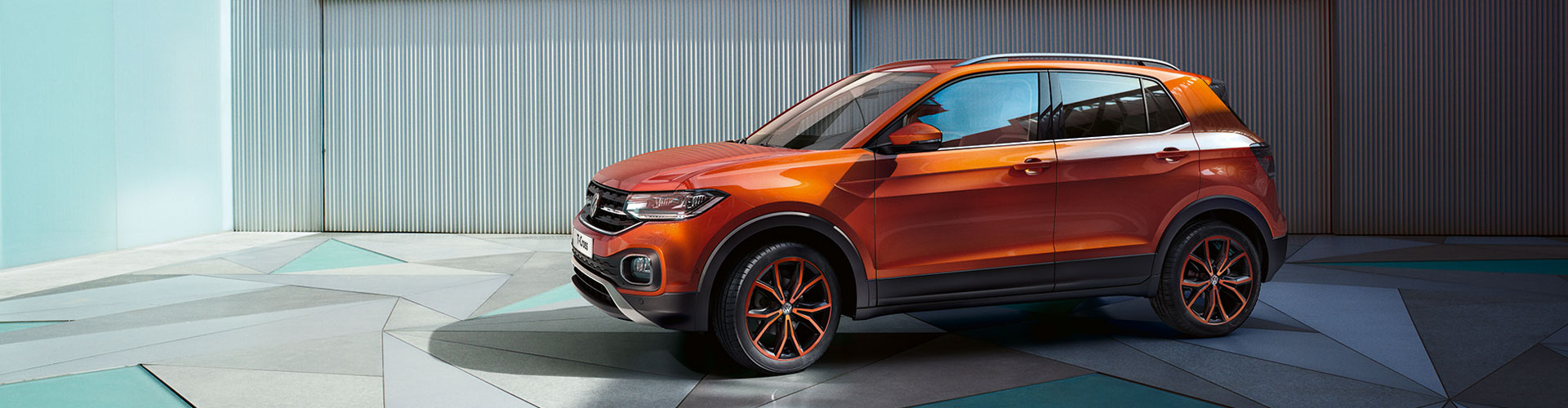 Image of Volkswagen T-Cross