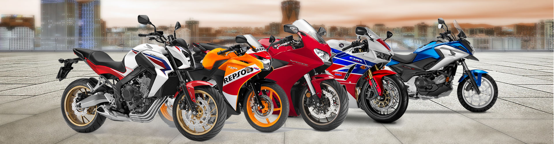 Used Motorcycles For Sale North West Honda